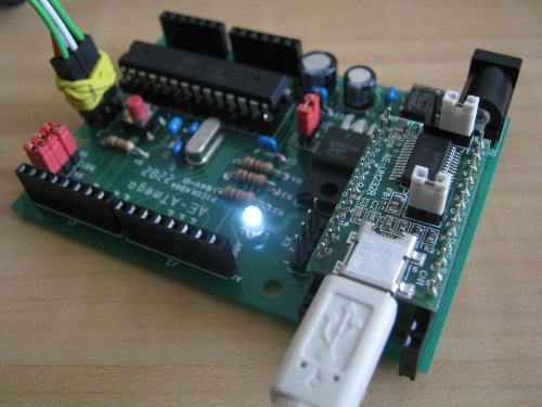 Learning About AVR : How to load Arduino's boot loader to